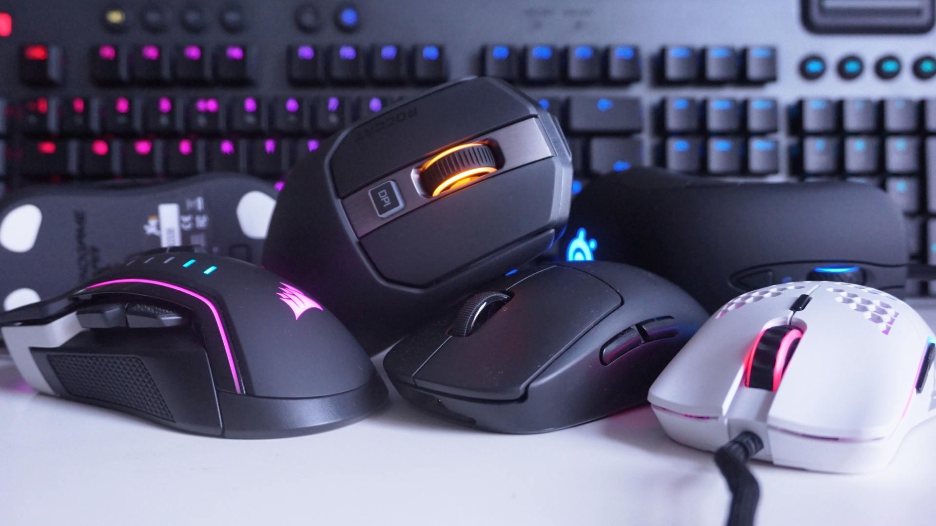 Chuột gaming tốt nhất