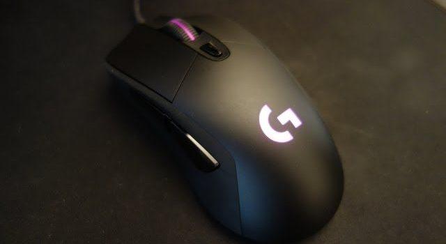 Đánh giá chuột logitech G403 prodigy
