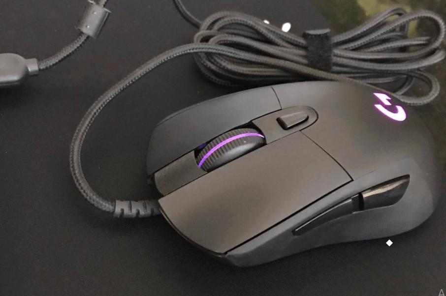 đánh giá chuột logitech g403