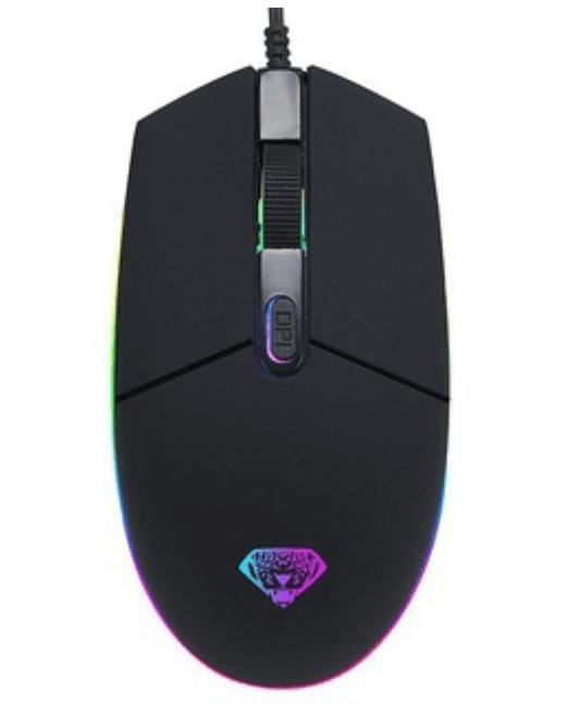 Chuột game thủ Divipard G102 Led RGB DPI 2400