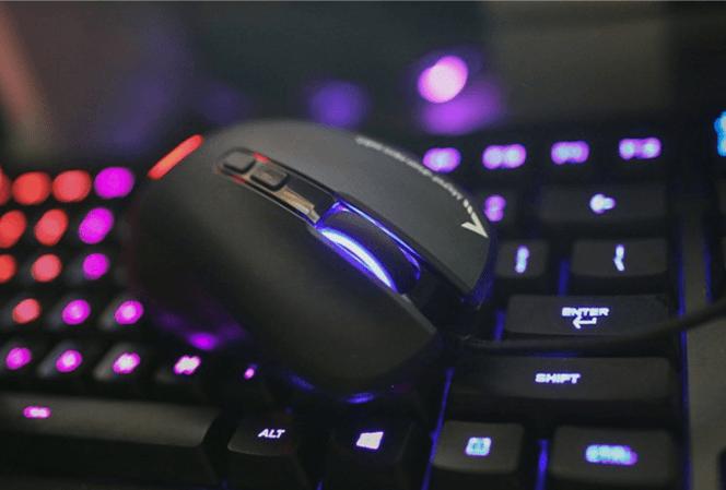 DPI Chuột Fuhlen G90 Pro