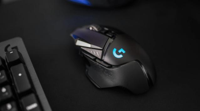 chuột chơi game không dây g502