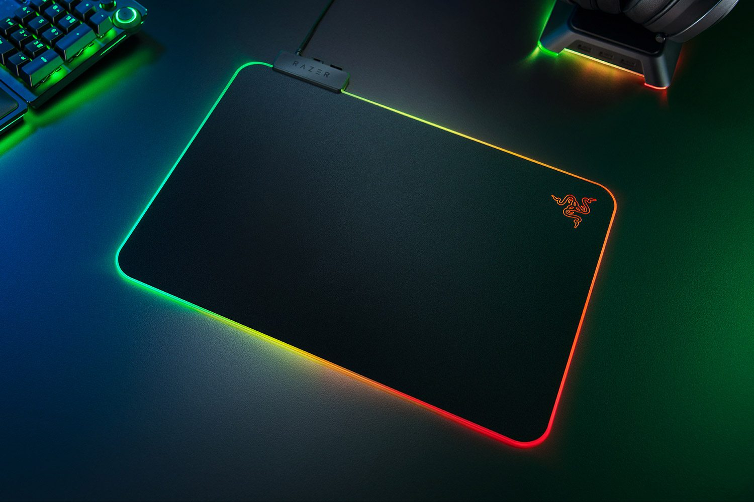 razer gaming mouse pad