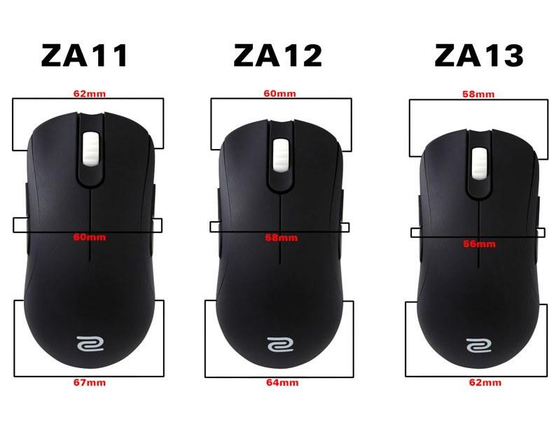 Chuột zowie ZA