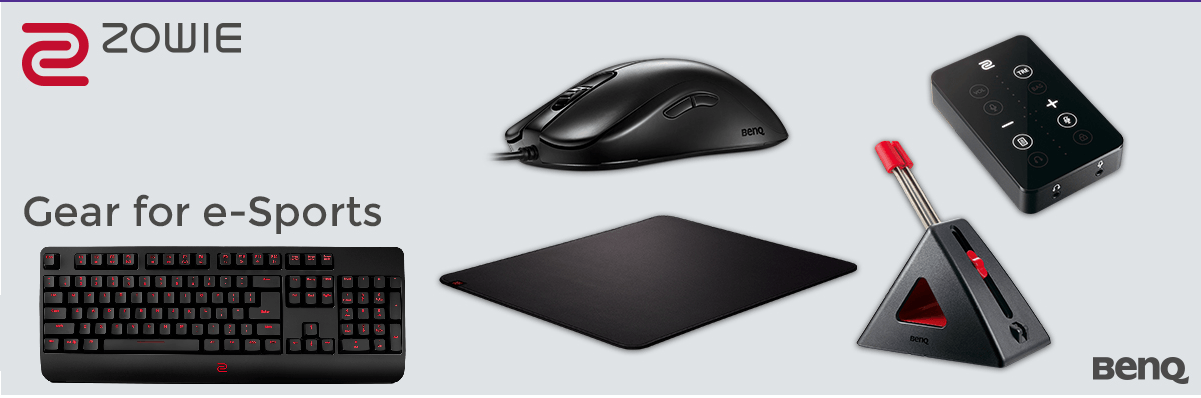 Phụ kiện gaming zowie