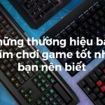 Thương hiệu gaming keyboard
