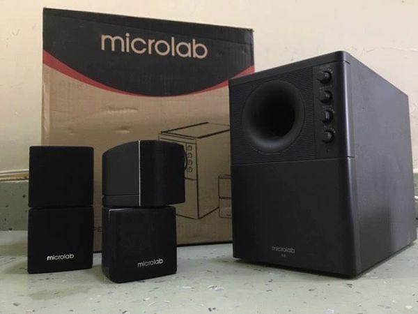 Loa vi tính microlab X2 5.1