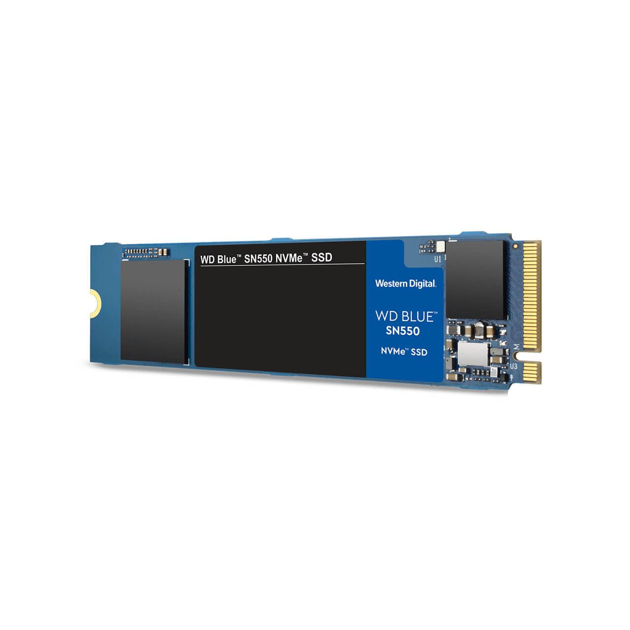 Ổ Cứng SSD WD Blue SN550 NVMe 500GB